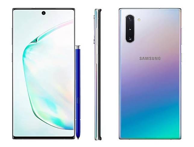 Samsung Galaxy Note 10+ ในตลาดประเทศจีนจะรองรับ 5G ทั้งหมด มีสเปคเริ่มต้น RAM 12GB และ ROM 512GB