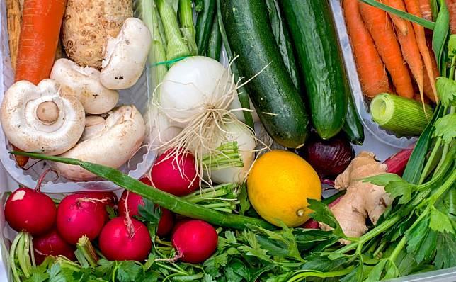 不是全部塞冰箱~蔬果正確保存這樣做