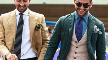 型男必學10項男性穿搭守則,打造個人魅力其實很簡單!