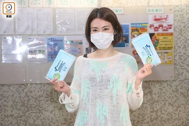 佢呻笨之前去日本冇買到口罩。