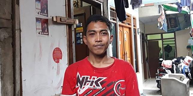 Dimas Agung, korban pajak mobil mewah (Liputan6.com)