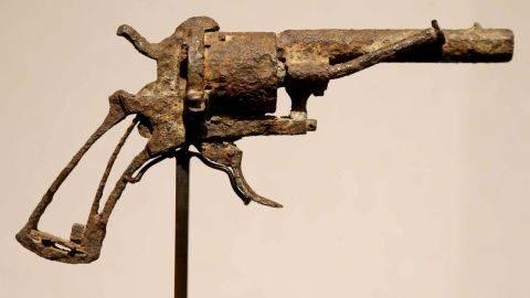 Pistol yang Dipakai Van Gogh Bunuh Diri Terjual Rp 2,5 Miliar