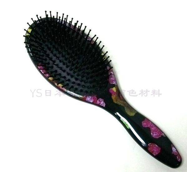SELECT 精緻華麗圓排梳 STB-C02 耐熱 80℃ 韓劇中的髮梳