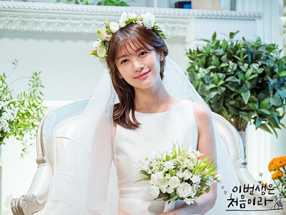 庭沼珉《今生是第一次》婚紗
