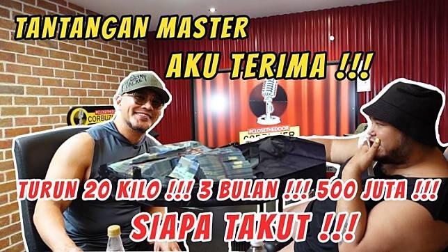 Turun 20 Kg Dapat Rp500 Juta, Ivan Gunawan Dihadiahi Treadmill