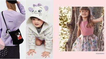 跟小寶貝一起穿史努比!台灣秋冬「聯名平價童裝」盤點,H&M、UNIQLO買起來