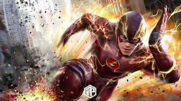 DC 獨立電影《閃電俠 The Flash》確認在2022年上映!