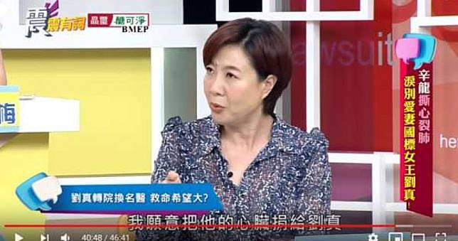 腦死病患家屬曾想捐心給劉真 醫藥記者:2原因不允許