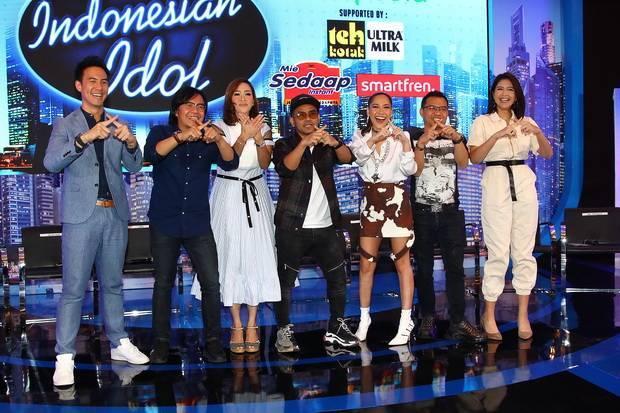 Deretan Juri Indonesian Idol X Dinilai Formasi yang Tergila