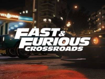 Dev. Project Cars Pamer Game Racing Baru, Fast and Furious Crossroads
