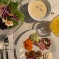 ランチビュッフェ - 実際訪問したユーザーが直接撮影して投稿した西新宿スペイン料理MORETHAN TAPAS LOUNGE Spanishの写真のメニュー情報