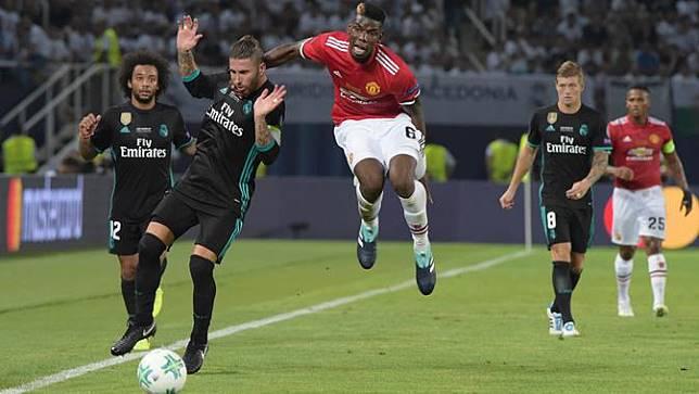 Demi Dapatkan Paul Pogba, Real Madrid Siap Kucurkan Rp 1,2 Triliun Plus 2 Pemain