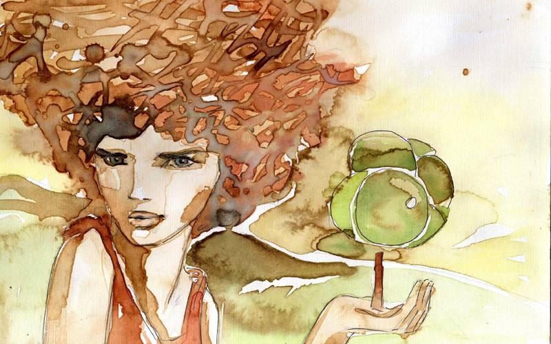 Cerita Pendek Otobiografi Pohon Femina Line Today