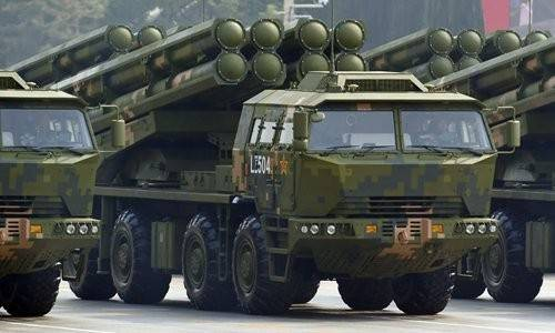 China's new PCL191 multiple launch rocket system casts shadow over Taiwan Strait