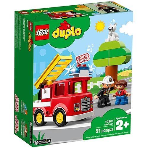 樂高積木 LEGO《 LT10901 》Duplo 得寶系列 - 消防車╭★ JOYBUS玩具百貨