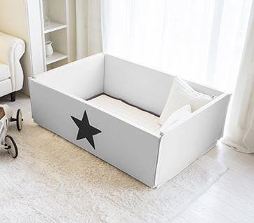韓國 GGUMBI 多功能圍欄式地墊嬰兒床(140*96*44cm)(共2色可選)