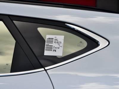 Mengapa Pada Mobil Dipasangi Stiker Berupa Barcode?