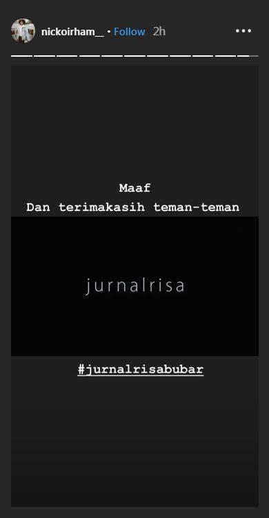 Banyak Tuntutan Warganet Risa Saraswati Tutup Channel Youtube Brilio Net Line Today