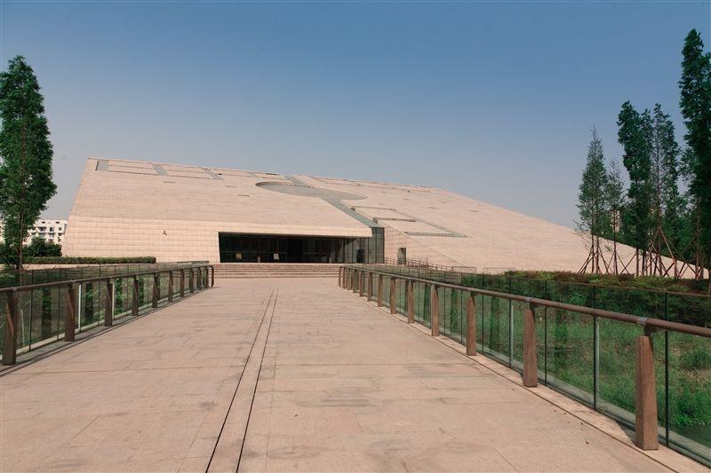 陳列館五大展廳,為遊客揭開神秘的古蜀世界。(圖片來源:欣傳媒)