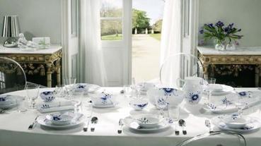 北歐重餐桌氣氛 看看他們餐具佈置