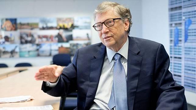 Penyesalan Terbesar Bill Gates: Tak Kalahkan Android. (FOTO: Bankrate).
