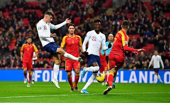 Euro 2020 Qualifier - Group A - England v Montenegro