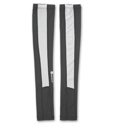 【Wildland 荒野 台灣】開洞透氣袖套-深灰色∕抗紫外線布料 防曬袖套∕W1801-93