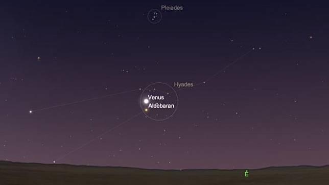 Venus muncul paling terang di pagi hari pada 10 Juli 2020.