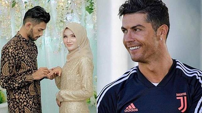 Anak Angkat Ronaldo, Martunis Ceritakan Ucapan Selamat Menikah