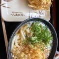 かけ(並) - 実際訪問したユーザーが直接撮影して投稿した馬場下町うどん丸亀製麺  早稲田店の写真のメニュー情報