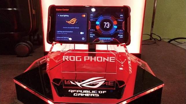 Asus ROG Phone direncanakan masuk Indonesia bulan depan. (Suara.com/Tivan Rahmat)