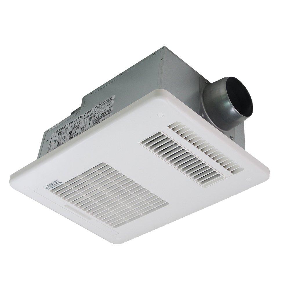 康乃馨 浴室暖風機(壁控)(110V) UBS-161H-CX-YS