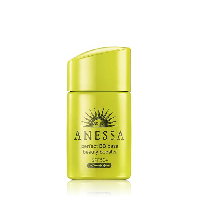 【Shiseido資生堂】安耐曬高效運動型BB霜 SPF50+‧PA++++(25g)