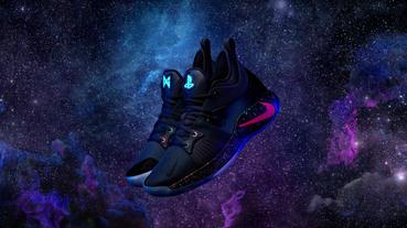 首發推出 PlayStation 電玩聯名 / 用五件事認識 Paul George 的 Nike PG2