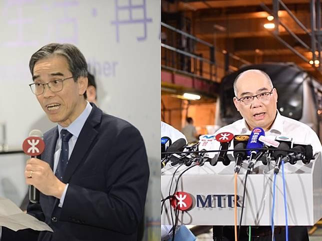 劉天成(左);李家潤(右)。資料圖片