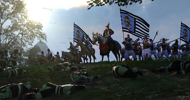 《全軍破敵:三國》資料片《八王之亂》8月上架,八位宗王戰役新登場