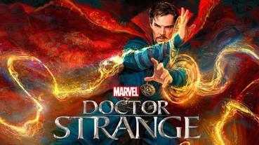 可能取代鋼鐵人?謎一樣的奇異博士有三大魔力!