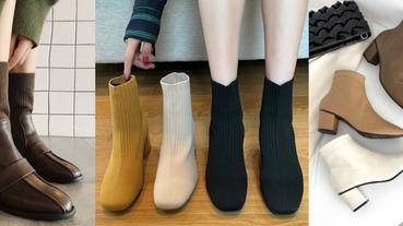 秋冬襪靴怎麼選?襪靴推薦這4款時尚俐落又有型!逆天長腿穿搭就靠它