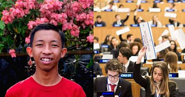 Bukan Generasi Micin! Walau dari Desa, Pemuda Ini Bakal Jadi Pembicara di Konferensi Kelas Dunia