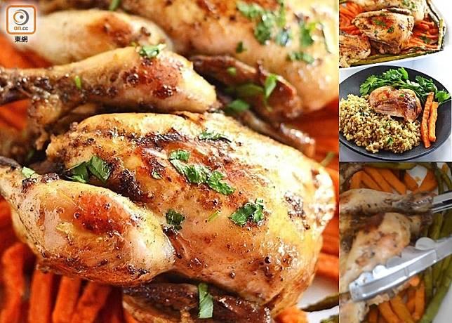 慢煮春雞 小家庭啱食