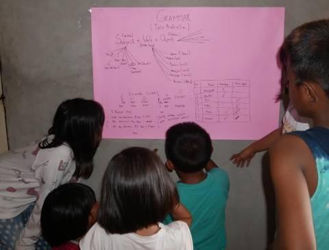 Doni Berdayakan Anak-anak Gang Angket Lewat Gerakan 'Sekitar Pendidikan' (3)