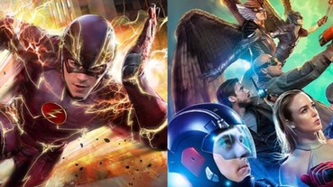 從大螢幕打到小螢幕,最夯超級英雄影集看過來!