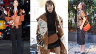 朴敏英、Ella搶秀「金屬鞋、半月包」,TOD'S春夏時尚的超接地氣