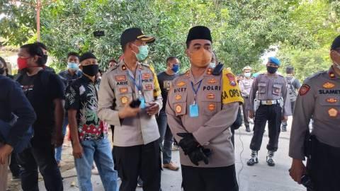 Polisi Larang Sobat Ambyar Melayat Ke Rumah Duka Didi Kempot