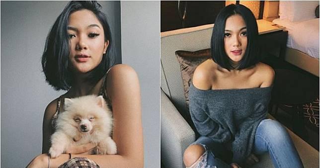 12 Potret terbaru Marion Jola berambut pendek, makin gemesin