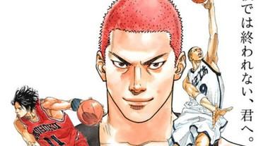 井上雄彥時隔多年 終於重新畫出灌籃高手人物!
