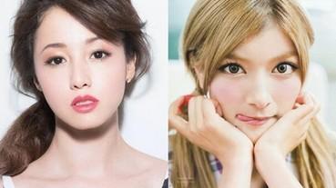 外表零缺點的日本女星 只看臉的 Top 10 你會選誰?