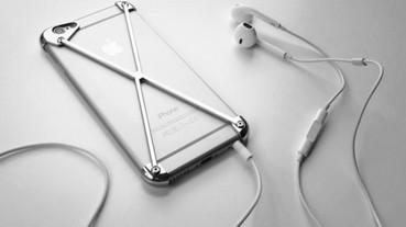 給iPhone 穿上比基尼,Radius v2 鋁合金手機殼亮相