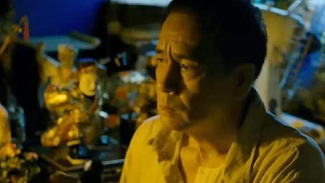 73歲資深演員侯傑早年曾是台語一線小生。圖/翻攝自YouTube