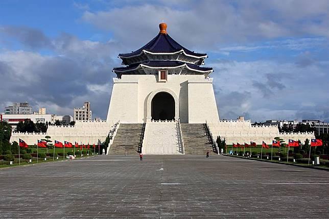 圖為中正紀念堂。(本報系資料照)